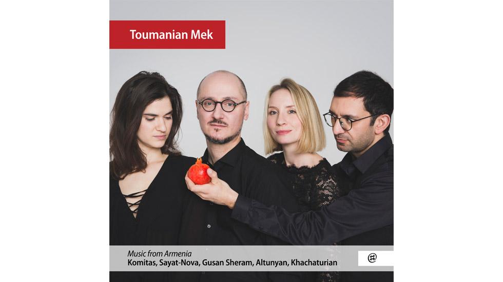 Toumanian Mek, l'album