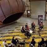 Le Quatuor Joyce et Claire Merlet à la Galleria Continua - Anish Kapoor, Cave, 2012 - La Galleria Continua Les Moulins