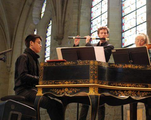 Jean-Luc Ho joue Couperin à Royaumont © Royaumont