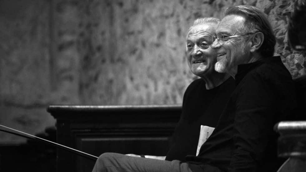 Bruno Pasquier & Patrick Gallois © Hugues Argence
