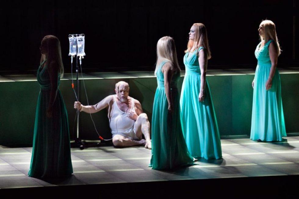 Le joueur / Opera Vlaanderen © Annemie Augustijns