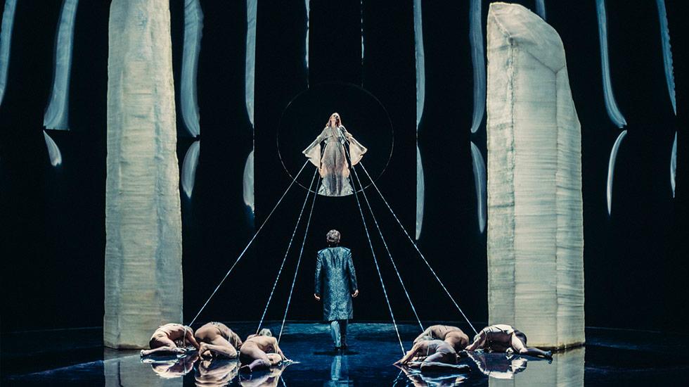 Pelléas et Mélisande, ici à l'Opéra des Flandres © Rahi Rezvani