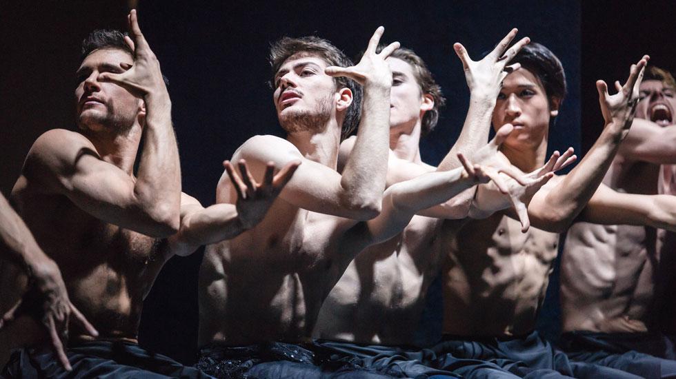 Les beaux dormants - Les danseurs du CCN / Ballet de l'Opéra national du Rhin