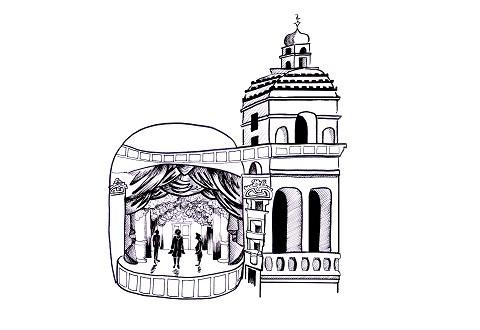 Illustration pour Don Giovanni