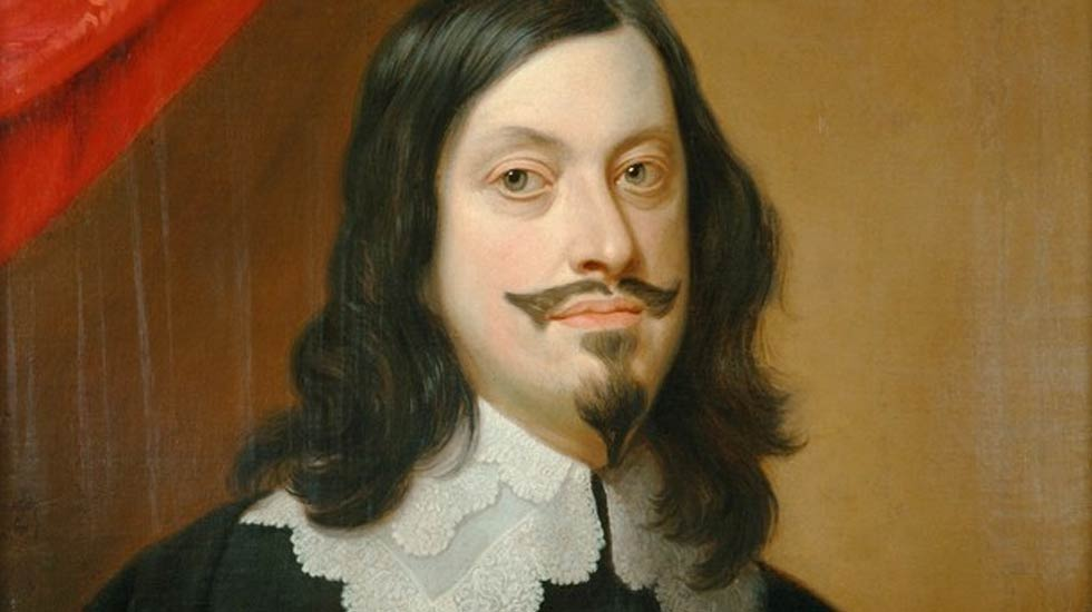 Portrait de Ferdinand III (mécène de Froberger) par Frans Luycx, Musée d'histoire de l'art de Vienne