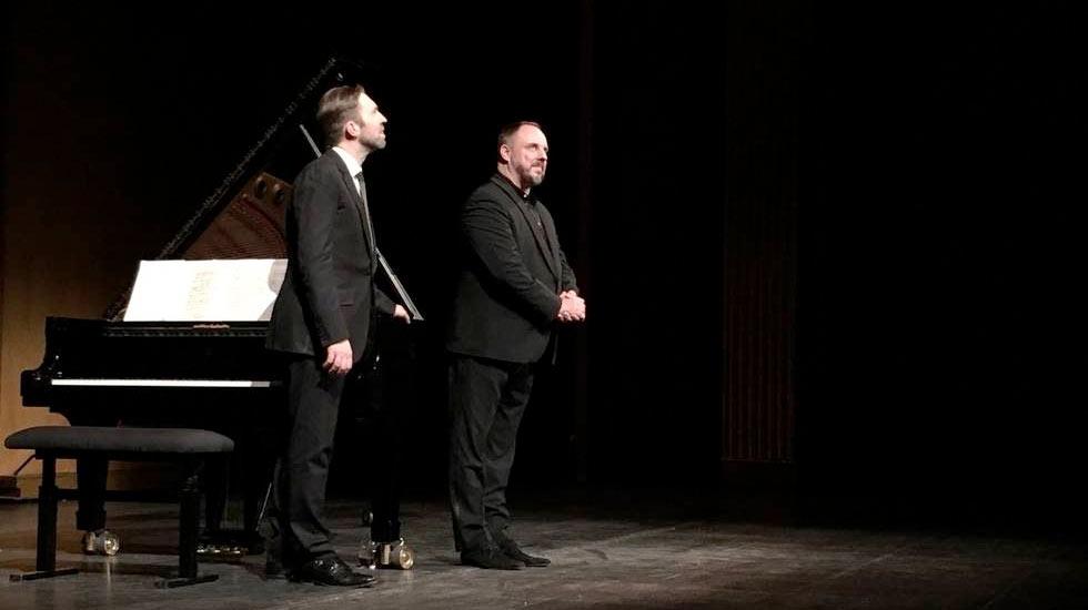 Matthias Goerne et Leif Ove Andsnes au Théâtre des Champs Elysées