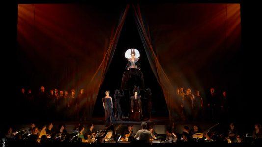Le Ballet royal de la nuit © Philippe Delval - Opéra Royal du Château de Versailles
