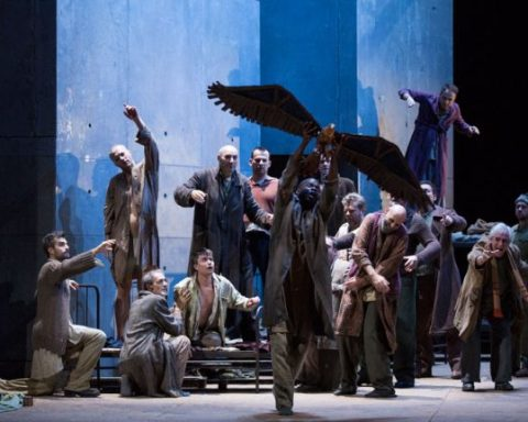 De la maison des morts © Elisa Haberer / Opéra national de Paris