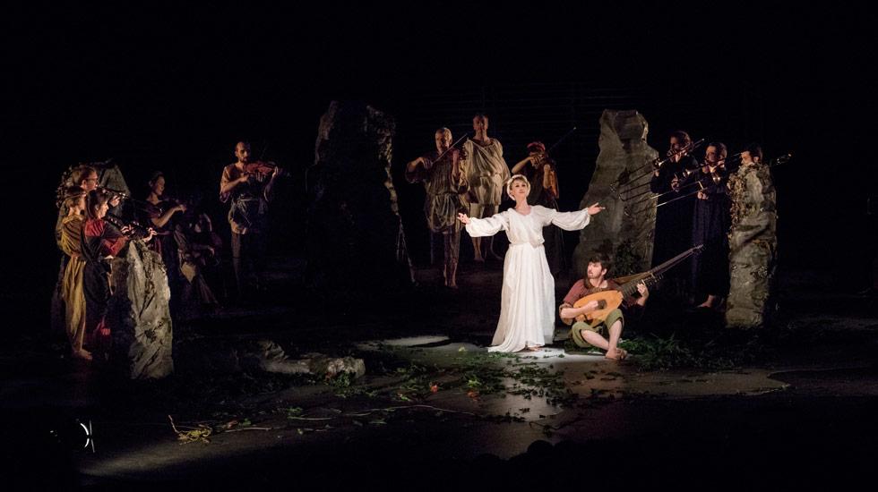 L'Orfeo de Monteverdi par Les Arts Florissants à la Philharmonie de Paris
