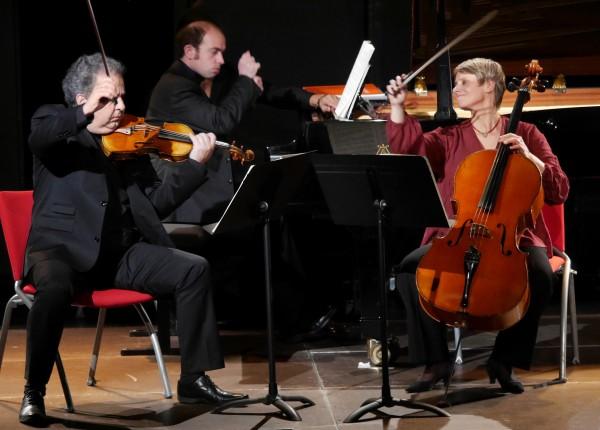Trio Elegiaque © Alain Barré