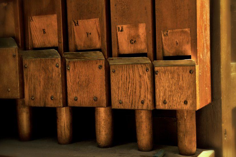 Tuyaux de bois de la basilique Saint-Sernin, Toulouse