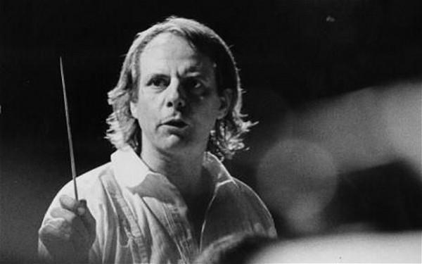 Stockhausen, 1974 © Stockhausen Foundation for Music