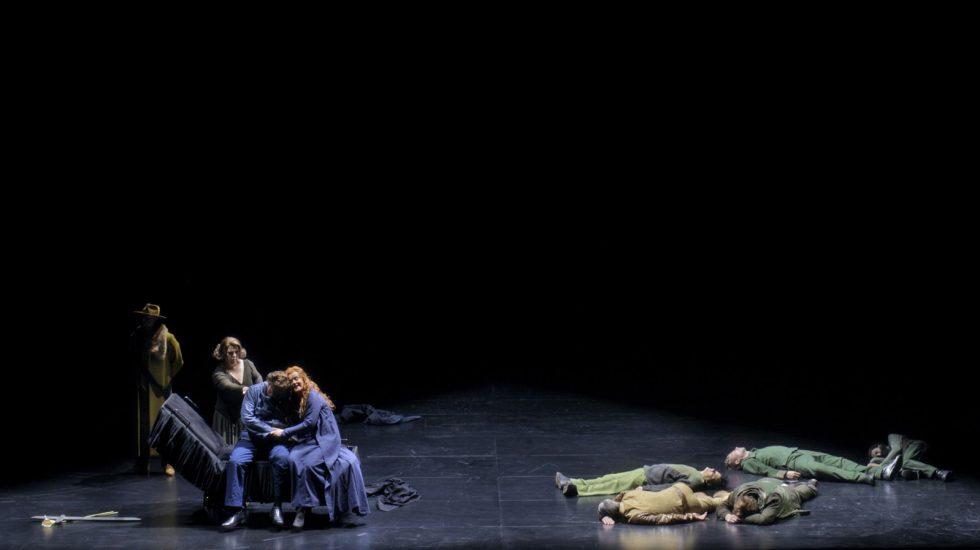 Tristan et Isolde au Festival de Bayreuth 2017 © Enrico Nawrath