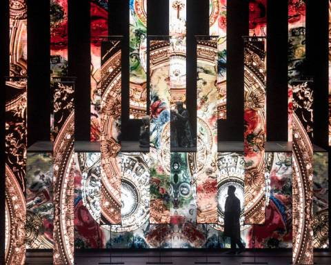 Trompe-la-Mort de Luca Francesconi mis en scène par Guy Cassiers