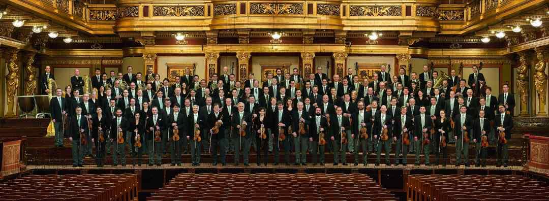 Wiener Philharmoniker, Musikverein©Lois Lammerhuber