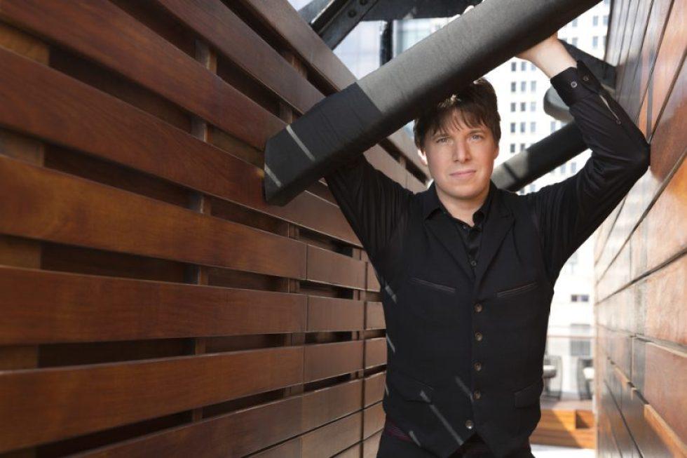 Joshua Bell. Photo: Richard Ascroft
