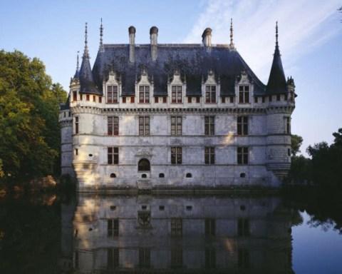 Château d'Azay-le-Rideau © Patrick Müller /CMN