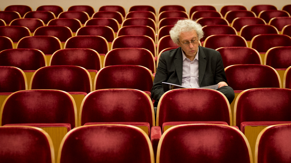 Bernard Foccroulle @ Yves Gervais