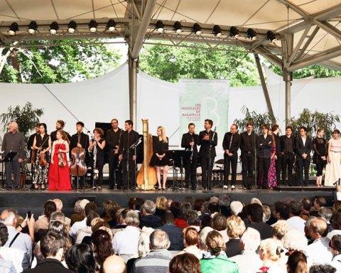 Les 10 ans des Musicales de Bagatelle © Sebastian Ene