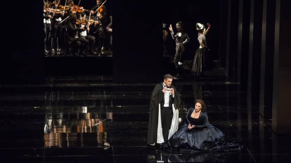 Un ballo in maschera © Emilie Brouchon / Opéra national de Paris
