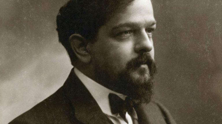Claude Debussy © Félix Nadar