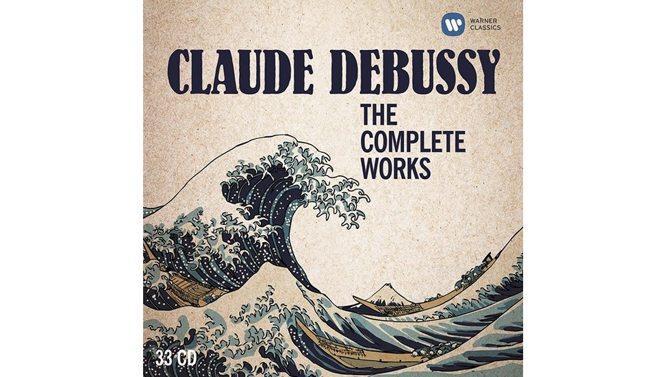 Debussy - Coffret Warner