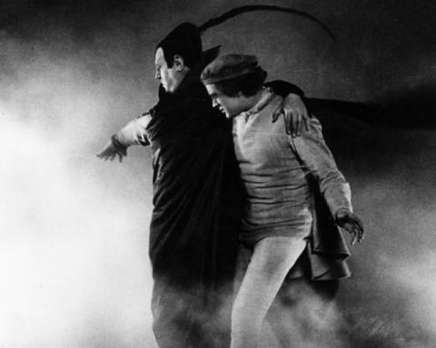 Faust, une légende allemande, film de Friedrich W. Murnau (1926)