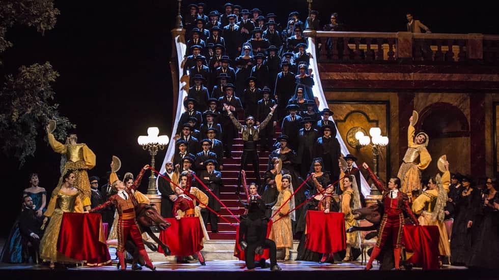 La Traviata © Emilie Brouchon / Opéra national de Paris
