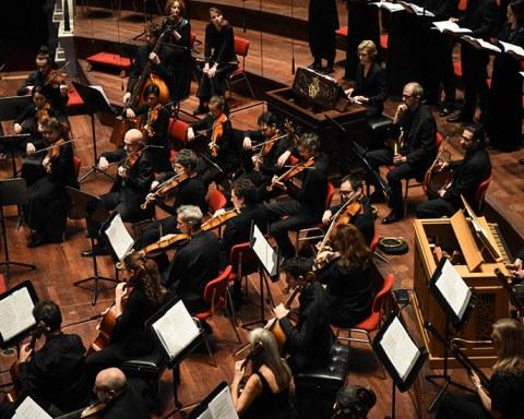 Ghislieri Choir and Consort © Elisa Bracco