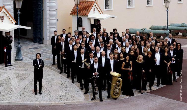Orchestre philharmonique de Monte-Carlo © OPMC-Alain Hanel