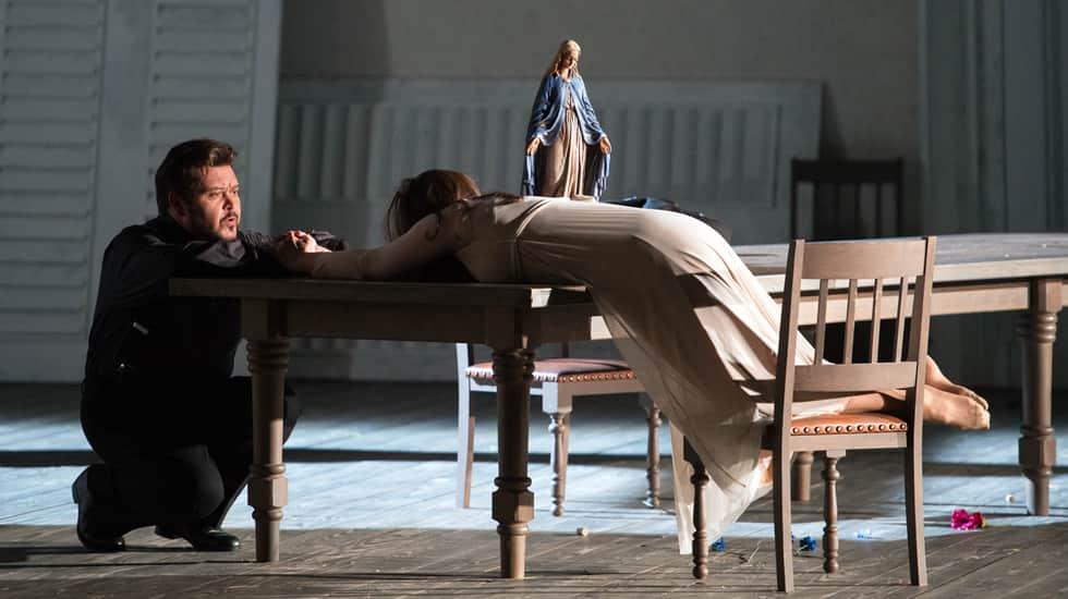 La forza del destino au Dutch National Opera & Ballet © DR