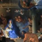 L'Adoration des Berges - Charles Le Brun