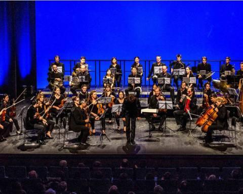 Orchestre de chambre Nouvelle Europe, direction Nicolas Krauze