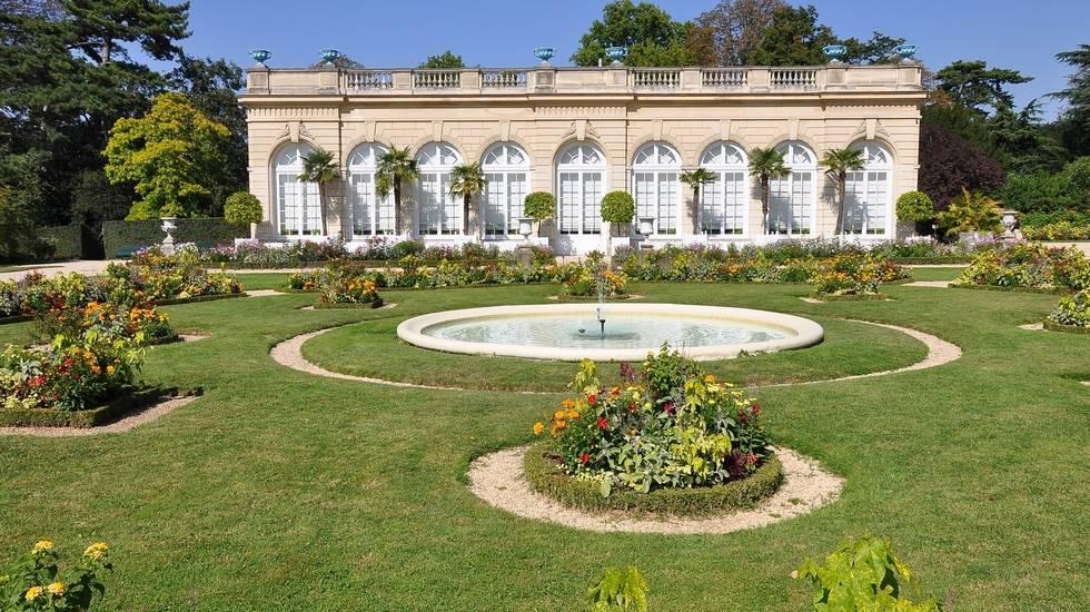Orangerie du parc de Bagatelle
