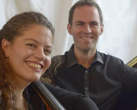 Sarah Lancu et David Bismuth