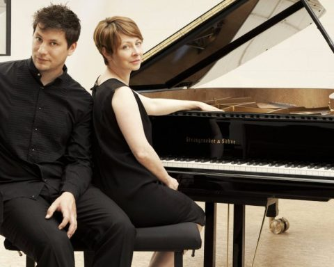 Ludmila Berlinskaya et Arthur Ancelle