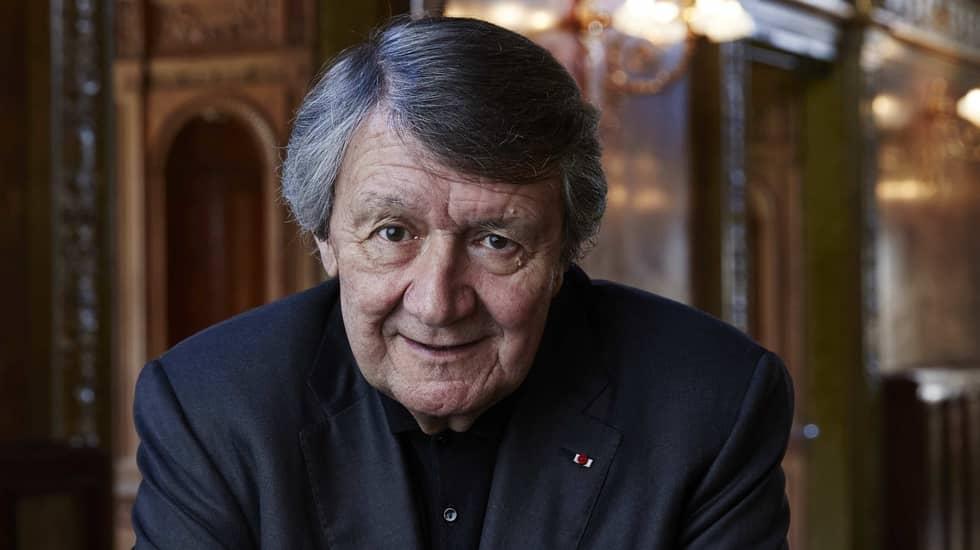 Michel Plasson © Festival International de Colmar - DR