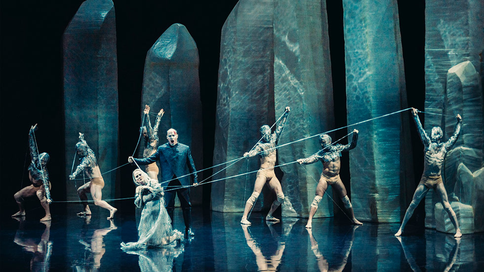 Pelléas et Mélisande à l'Opéra des Flandres © Rahi Rezvani
