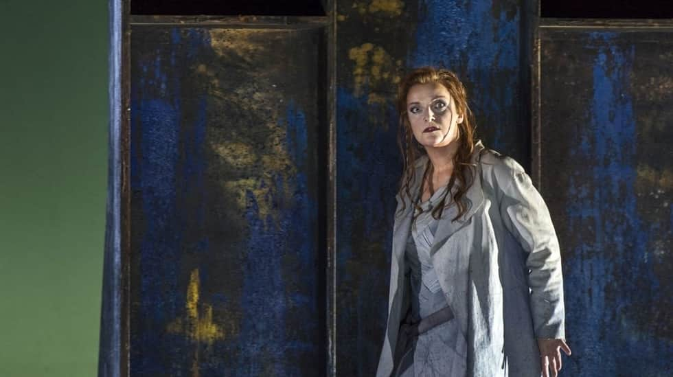 Tristan et Isolde au Dutch National Opera & Ballet © Ruth Walz