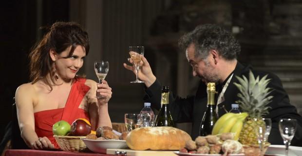Camille Poul et Arnaud Marzorati