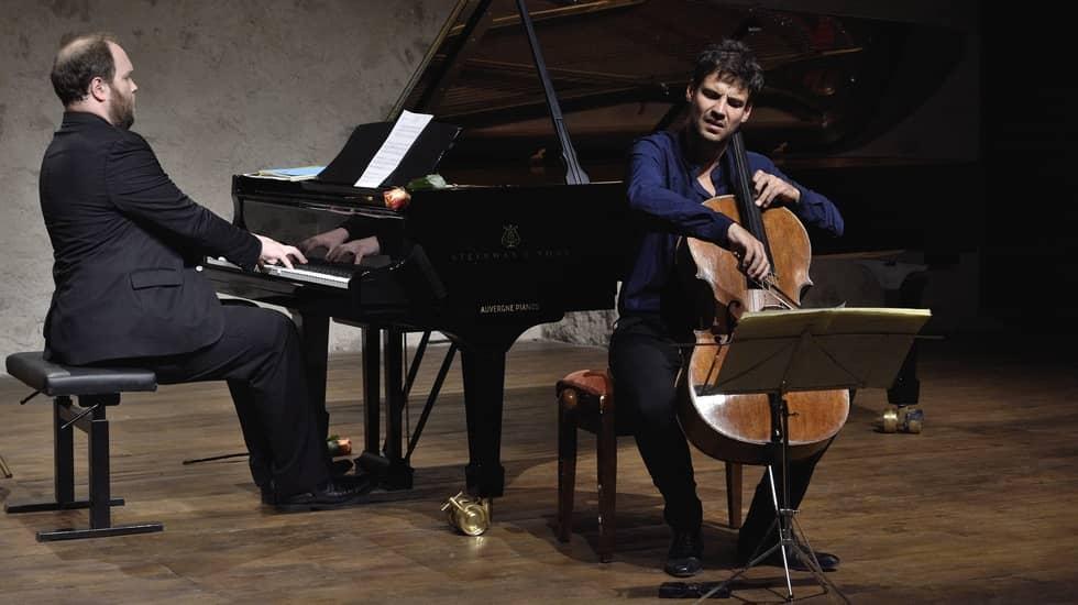 Victor Julien-Laferrière et Jonas Vitaud
