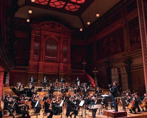 L'Orchestre Philharmonique Royal de Liège