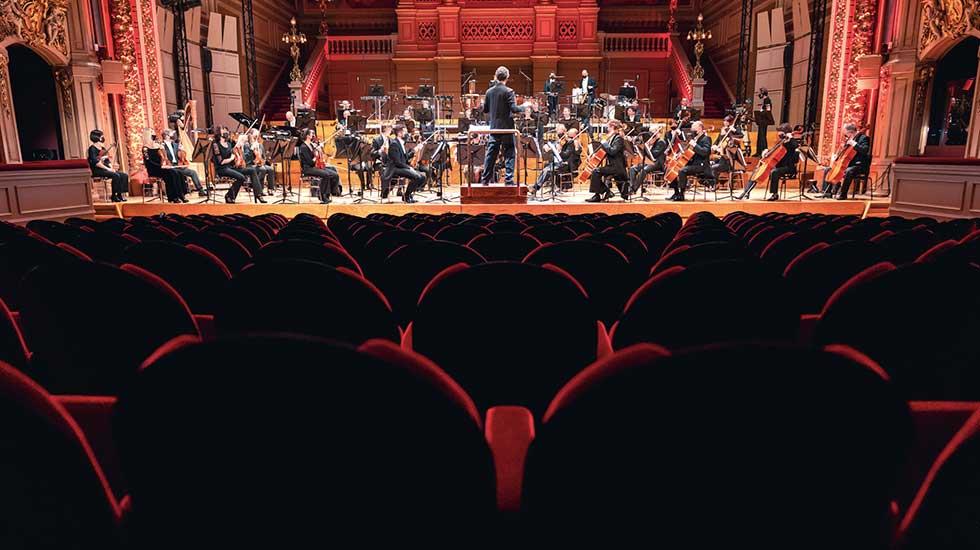 L'Orchestre Royal Philharmonique de Liège