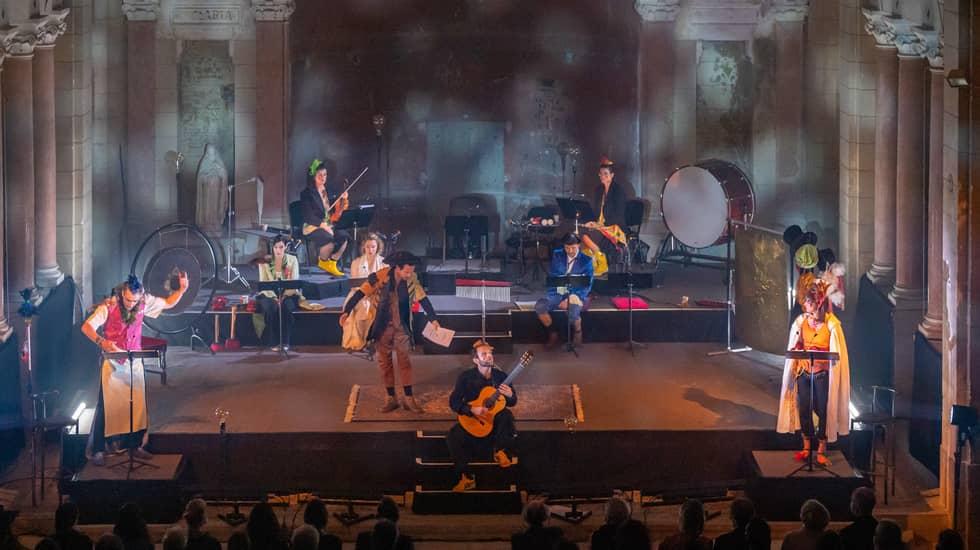 """""""Le Château des Coeurs"""" / Festival Berlioz 2021"""