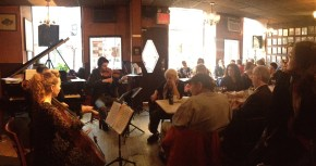 New Yorker Trio at Caffe Vivaldi