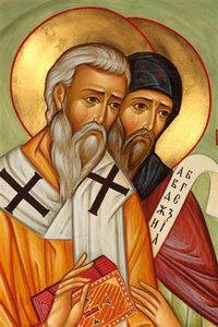 Ss Cyril & Methodius