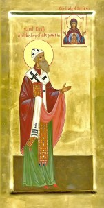 St Kyril of Alexandria