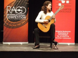 Ema Kabor, first-prize winner