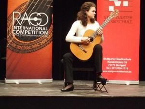 Ema Kabor, first-prize winner