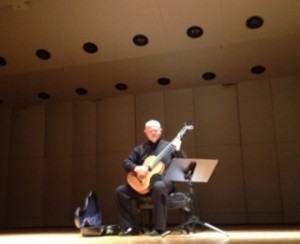 Pavel Steidl performing at the GFA's annual convention.